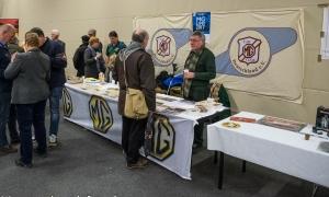 MG Teilemarkt und Informationstag in Houten am 08.01.2017